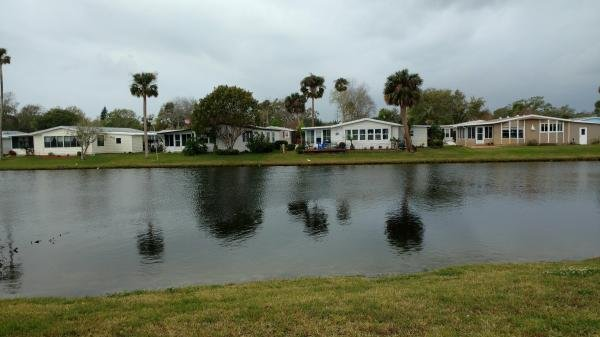 Senior Retirement Living 1989 Palm Manufactured Home For