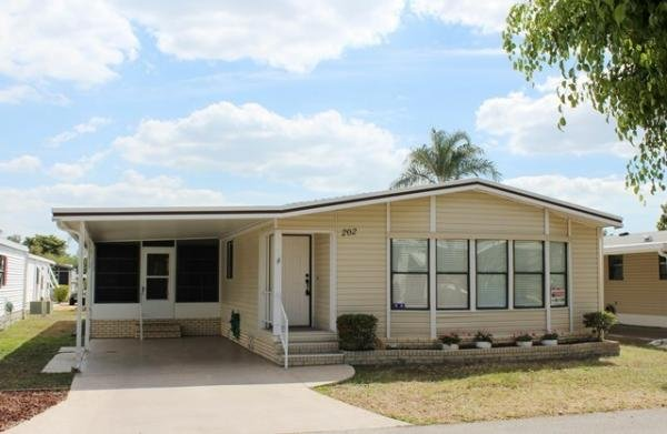 Senior Retirement Living 1989 Palm Harbor 5557k Manufactured Home For Sale In Fort Myers Fl