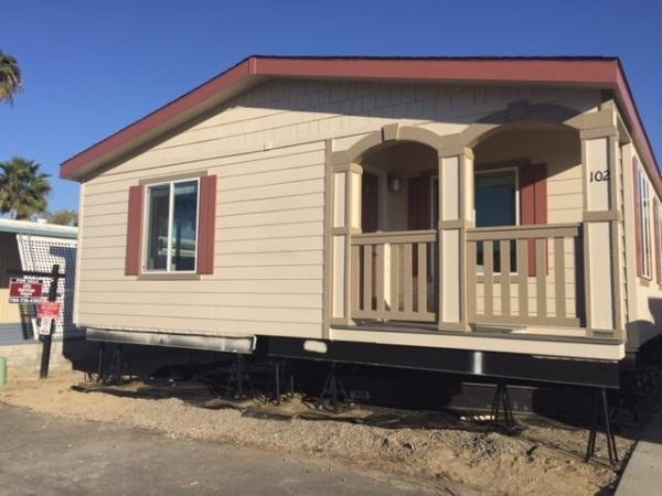 2017 Silvercrest TBD Manufactured Home