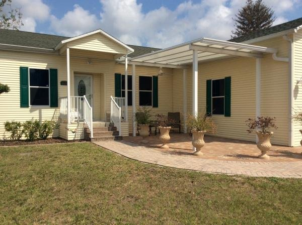 2006 Palm Harbor St. Augustine  Modular Home