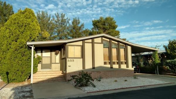 senior retirement living 1981 mobile home for sale in tucson az