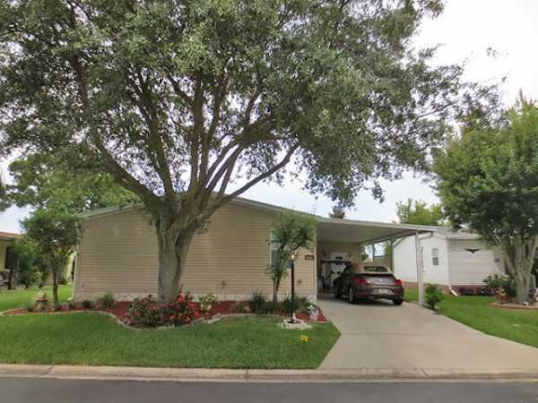 senior retirement living 1999 palm manufactured home for sale in melbourne fl