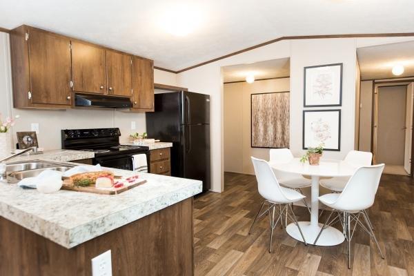 Mobile Home at 11166 Crockett Martin, Onalaska, TX