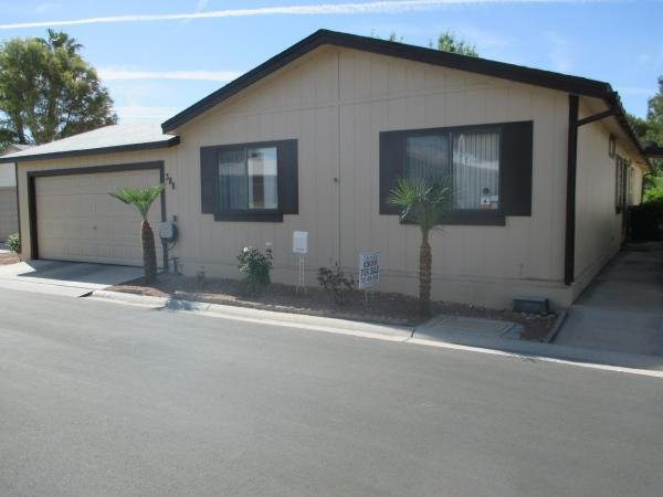 1991 Goldenwest Tropicana Palms Manufactured Home