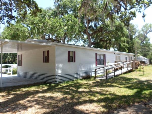 Senior Retirement Living 1990 Homes Of Merit Mobile Home