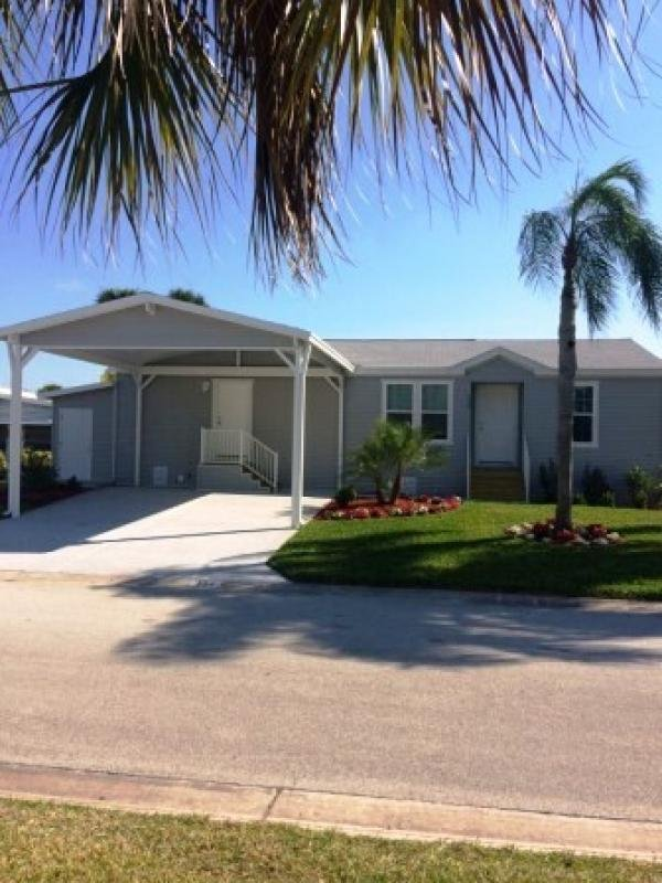 2017 Palm Harbor St Augustine II Mobile Home