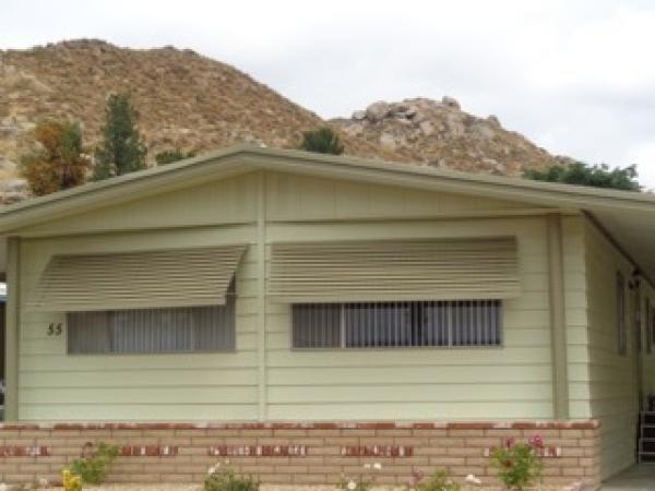 Senior retirement living 1974 golden west signature for Signature modular homes