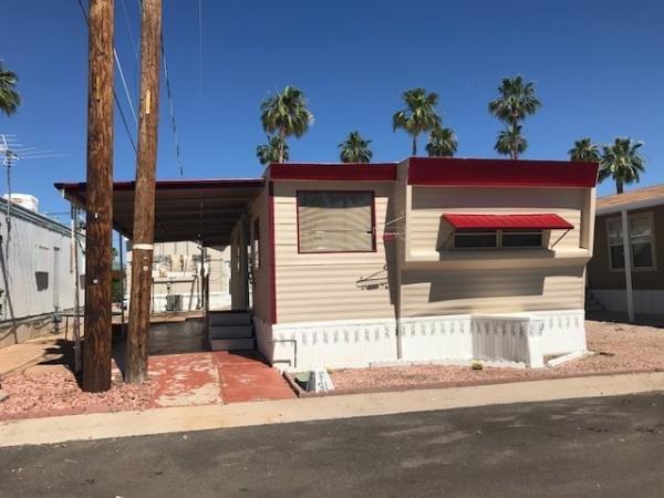 Senior retirement living 1963 american mobile home for - 2 bedroom houses for rent in mesa az ...