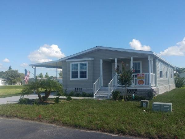 2017 Jacobsen Manufactured Home