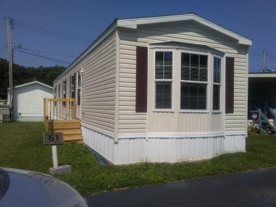 Mobile Home at 61 Shady Acres Drive Akron, OH 44312