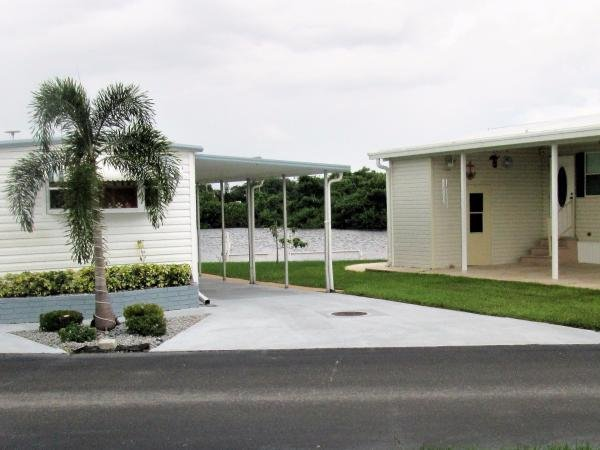 Mobile Home at 56 Channel Lane, Fort Myers, FL