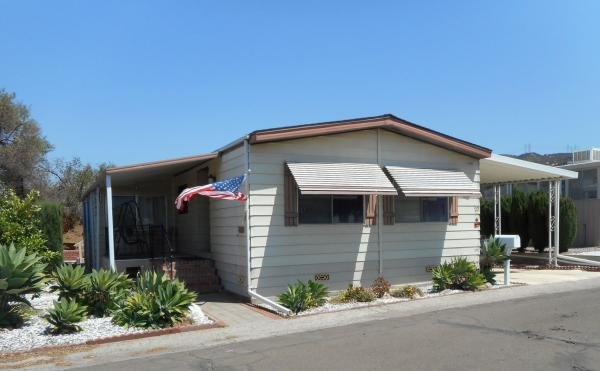 Senior Retirement Living 1975 Fuqua Imperial Mobile Home For Sale In El Caj