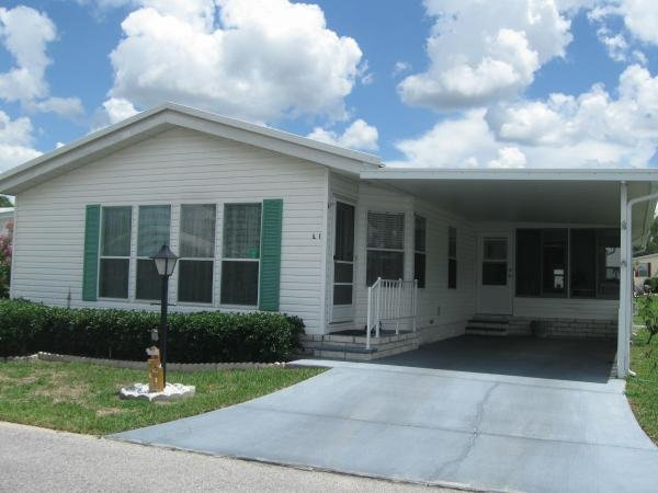 1994 Palm Harbor Skyline Mobile Home