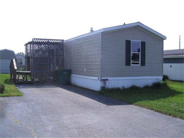 2006 Redman 18L02155 Mobile Home