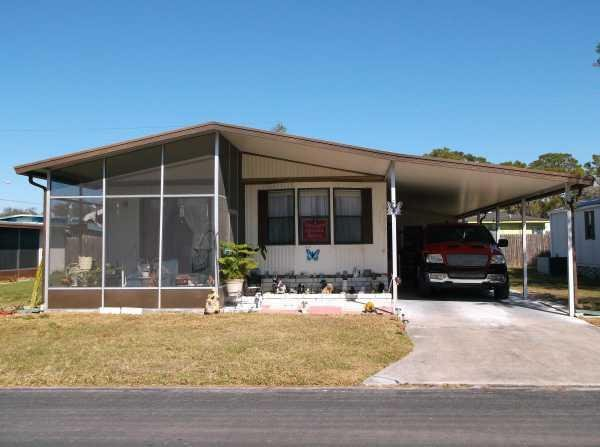 Senior retirement living manufactured and mobile home for Least expensive prefab homes