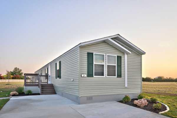 Senior Retirement Living 2014 Ashton Manufactured Home For Sale In San Antonio Tx