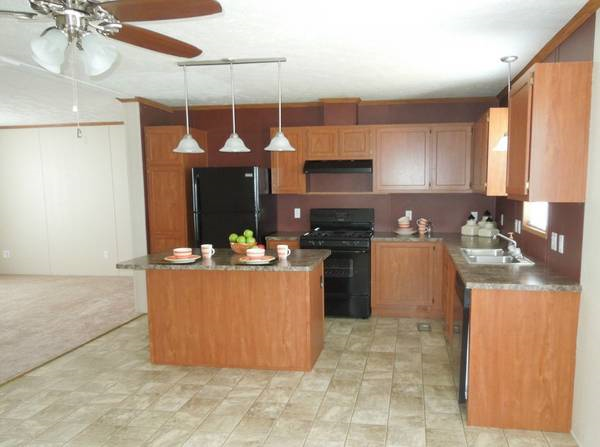 2011 FAIRMONT Mobile Home