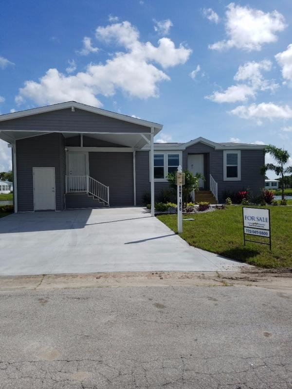 2017 Palm Harbor St. Augustine Manufactured Home