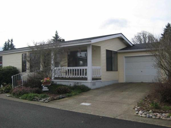 Senior retirement living manufactured and mobile home for Washington state home builders