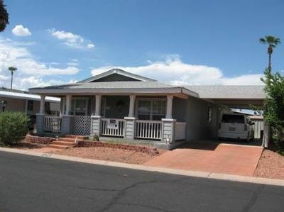 Mobile Home at 11411 N 91St Ave Peoria, AZ 85345