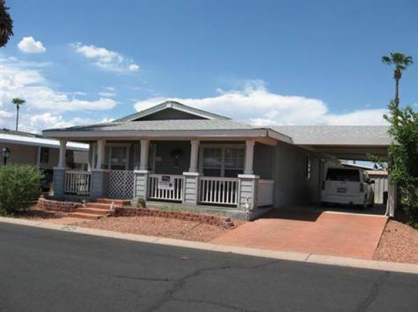 Mobile Home at 11411 N 91st Ave, Peoria, AZ
