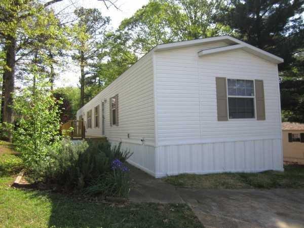 2012 CLAYTON 22SUN16763 Mobile Home