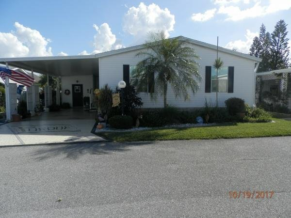 2000 Palm Harbor Manufactured Home