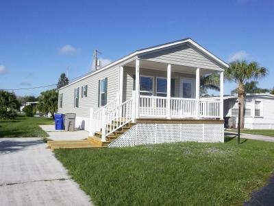 Mobile Home at 156 Richard St Sebastian, FL 32958
