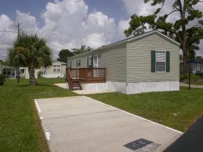Mobile Home at 48 Alisa Sebastian, FL 32958