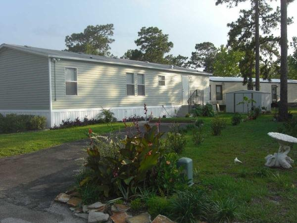 Mobile Home at 2634 Paddock Drive, Jacksonville Beach, FL