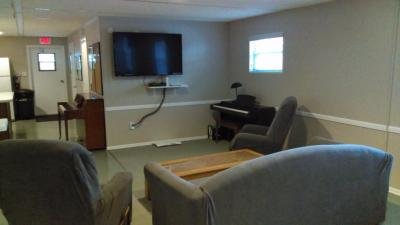 TV/Movie and Game Area