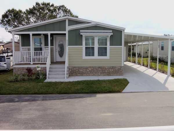 2017 Homes of Merit HC4523A Mobile Home