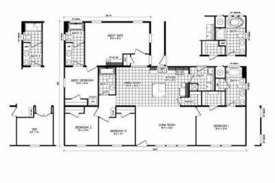 Mobile Home at 474 South Main Street Snowflake, AZ 85937