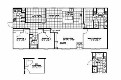 Mobile Home at 1395 Lee Highway Spo Box 7310 Roanoke, VA 24019