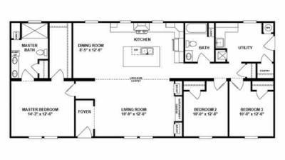 Mobile Home at 2060 Philpott Road South Boston, VA 24592