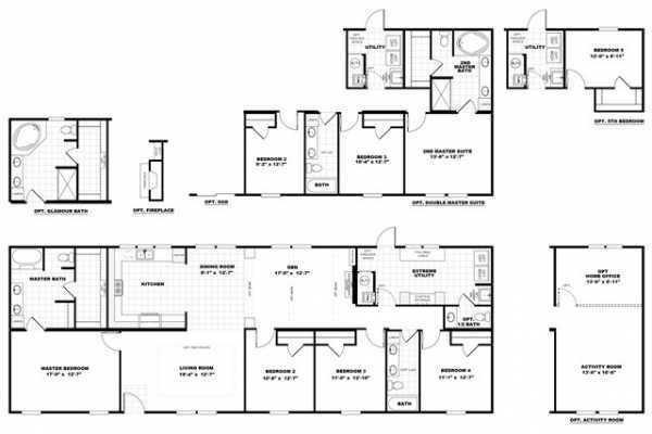 Mobile Home at 414 HERITAGE DR, Elkview, WV