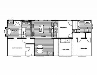 Mobile Home at 28679 E Dupont Blvd Millsboro, DE 19966