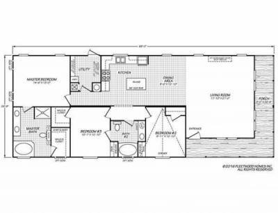 Mobile Home at 1450 Stitzel Rd Elko, NV 89801
