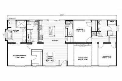 Mobile Home at 28 MIRA VISTA LP Alamogordo, NM