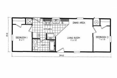 Mobile Home at 10020 Highway 50 East Carson City, NV 89706