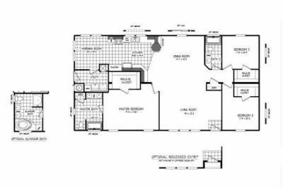 Mobile Home at 1327 S 357TH AVE LOT 47 Tonopah, AZ 85354