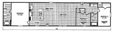 Mobile Home at 1701  Indian Villiage Rd Taylor, AZ 85939