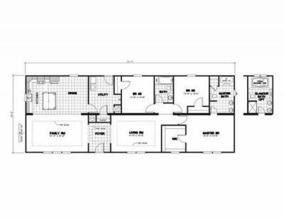 Mobile Home at 332 El Bethel Road Kings Mountain, NC 28086