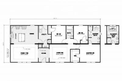 Mobile Home at 50 Bogey Ln Louisburg, NC 27549