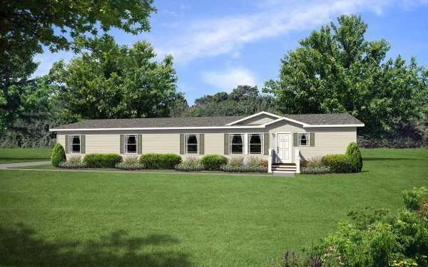 Redman Homes Regency 834 Mobile Home Model in undefined