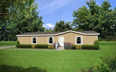 Redman Homes Creekside Manor 4603L Mobile Home Model