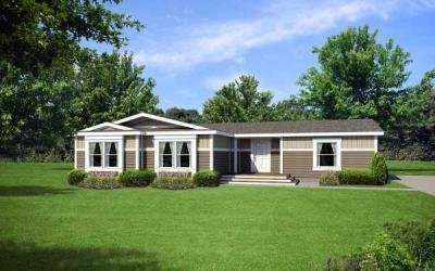 Redman Homes Creekside Manor 7623U Mobile Home Model in undefined
