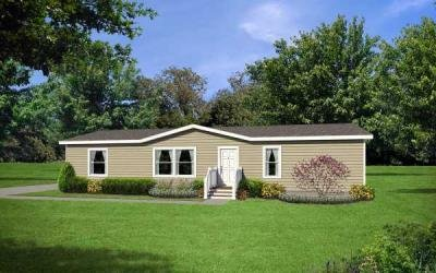 Redman Homes Creekside Manor 4564B Mobile Home Model