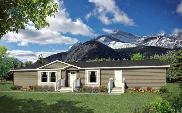 Champion Homes Avalanche 7664C Mobile Home Model in undefined