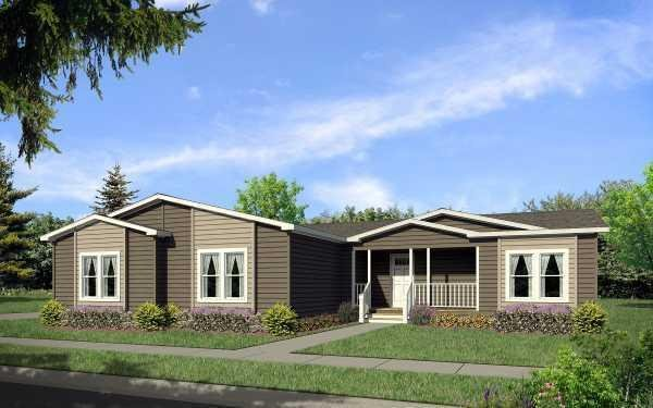 Champion Homes Avalanche 7603A Mobile Home Model in undefined